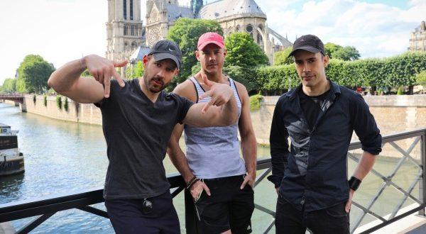 Plan bareback entre trois potes parisiens