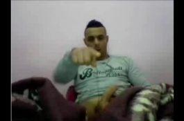 Maghrébin en branle cam