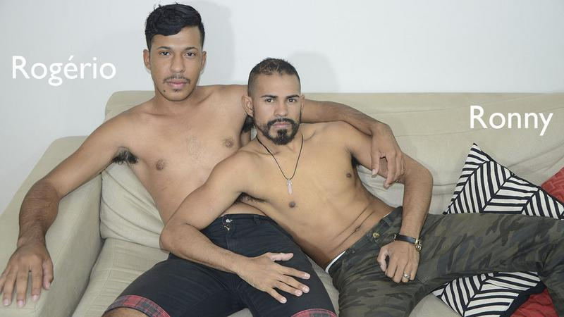 Ronny & Rogerio : Bad Boys Latinos