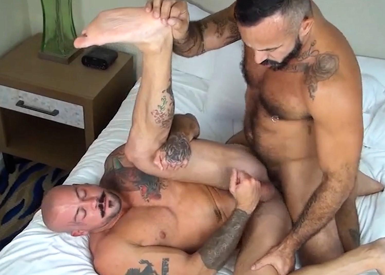 Sean Duran & Alessio Romero