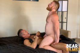 Bears gays chauds comme la braise