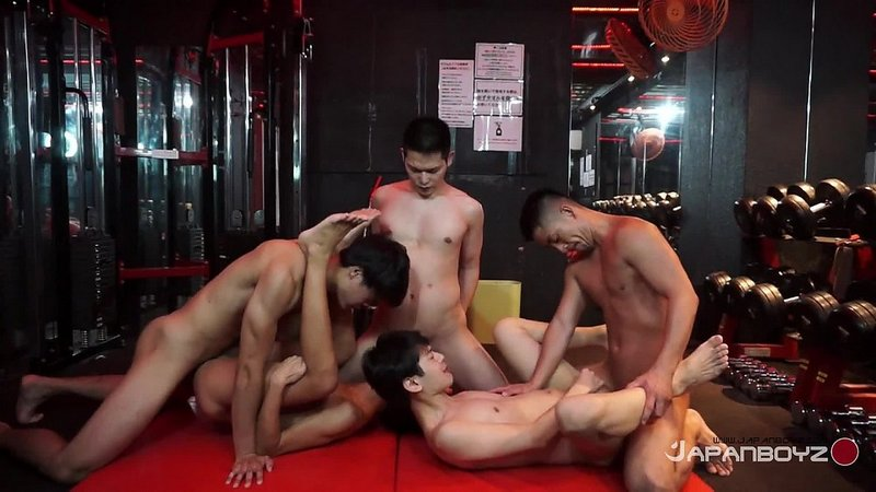 GangBang Japonais