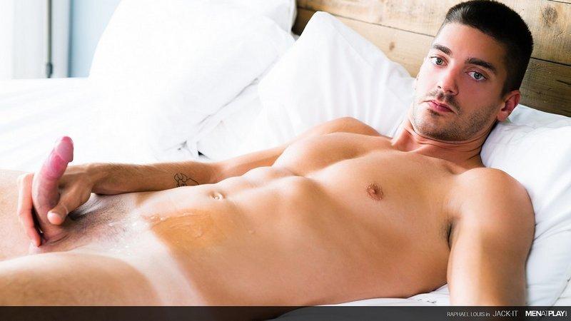 Raphael Louis – Un minet canadien si sexy