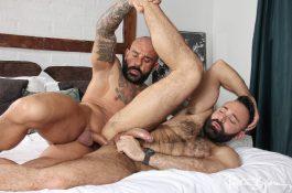 Macho contre macho : Juanjo Rodriguez, Leonardo Lucatto